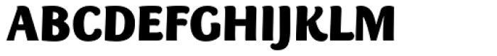 Mijas Ultra Font UPPERCASE