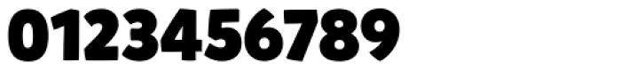 Mikado Black Font OTHER CHARS