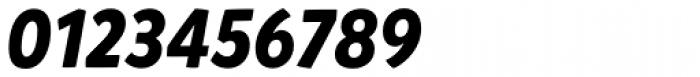 Mikado Bold Italic Font OTHER CHARS