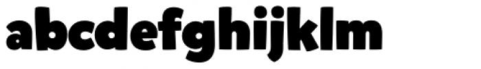 Mikado Ultra Font LOWERCASE