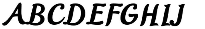 Mikal Font UPPERCASE