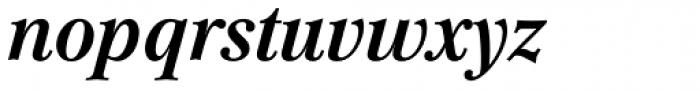 Mikaway BQ Cond Med Italic Font LOWERCASE