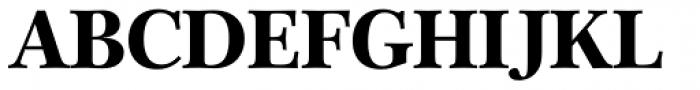 Mikaway BQ Medium Font UPPERCASE