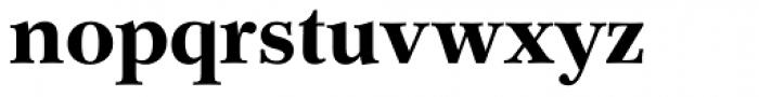 Mikaway BQ Medium Font LOWERCASE