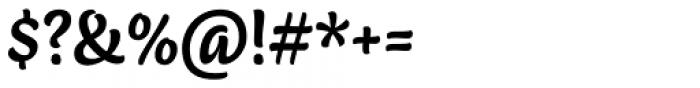 Mikkel Sans Bold Font OTHER CHARS