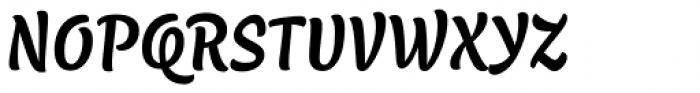 Mikkel Sans Bold Font UPPERCASE