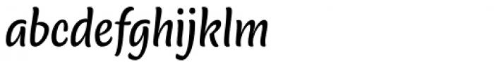 Mikkel Sans Regular Font LOWERCASE