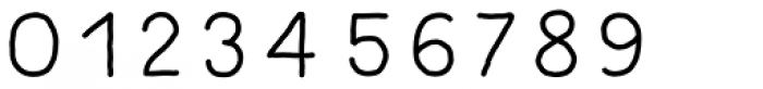 Mila Script Sans Light Font OTHER CHARS