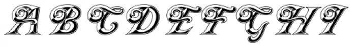 Milano Std Font UPPERCASE