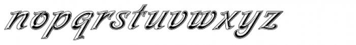 Milano Std Font LOWERCASE