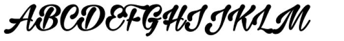 Milasian Circa Bold Font UPPERCASE