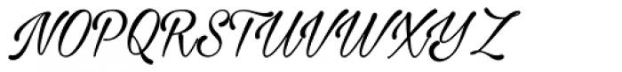 Milasian Circa Font UPPERCASE