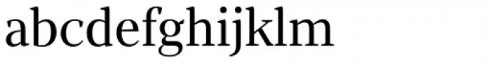 Milio Light Font LOWERCASE
