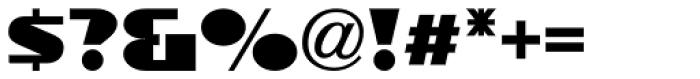 Millbrae JNL Font OTHER CHARS