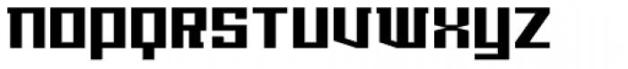 Millennia Font UPPERCASE