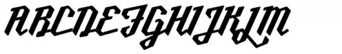 Millie Round Bold Font UPPERCASE