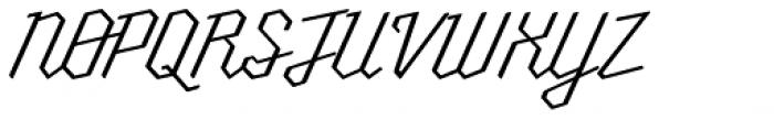Millie Round Light Font UPPERCASE