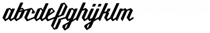 Millie Round SemiBold Font LOWERCASE