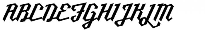 Millie SemiBold Font UPPERCASE