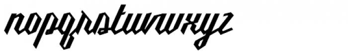 Millie SemiBold Font LOWERCASE