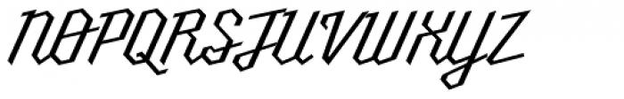 Millie Font UPPERCASE