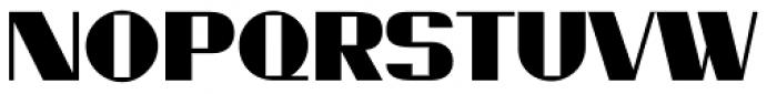Millport JNL Font UPPERCASE