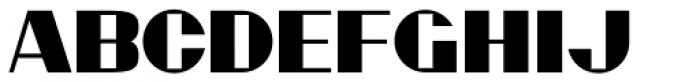 Millport JNL Font LOWERCASE