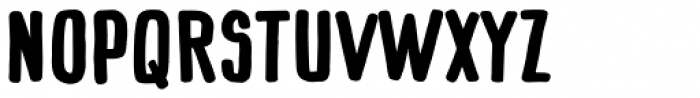 Mimbie Bold Font UPPERCASE