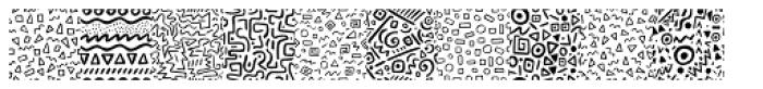 Mimbie Prints Font UPPERCASE
