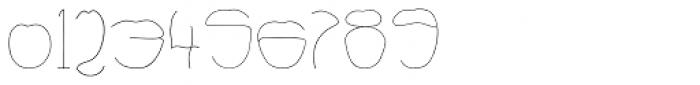 Mimic Font OTHER CHARS