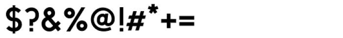 Min Three Font OTHER CHARS