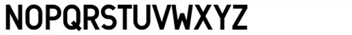Min Three Font UPPERCASE