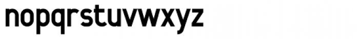 Min Three Font LOWERCASE