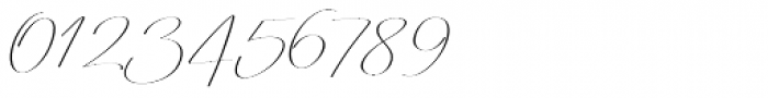 Mina Calligraphic Light Font OTHER CHARS