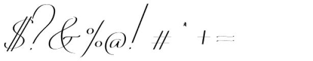Mina Calligraphic Regular Font OTHER CHARS