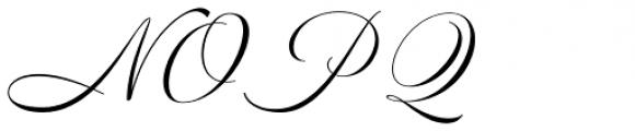 Mina Chic Extra Font UPPERCASE