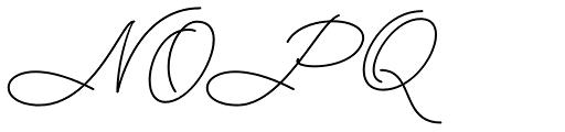 Mina Noodle Medium Font UPPERCASE