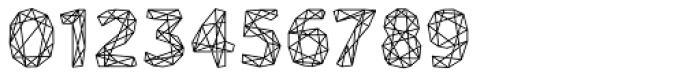 Mineraline Regular Font OTHER CHARS