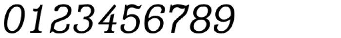 Minernil Italic Font OTHER CHARS