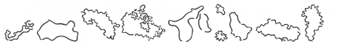 Mini Pics Global N Loose Font OTHER CHARS