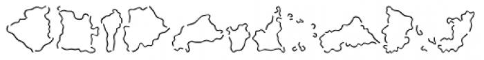 Mini Pics Global S Loose Font UPPERCASE