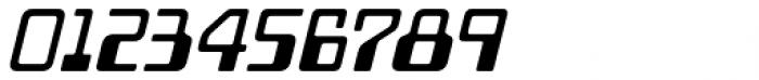 Minicomputer Semi Bold Italic Font OTHER CHARS