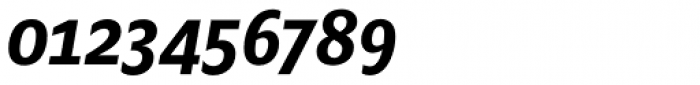 Minimala Bold Italic Caps Font OTHER CHARS