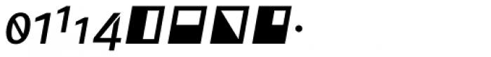 Minimala Book Italic Caps Expert Font OTHER CHARS