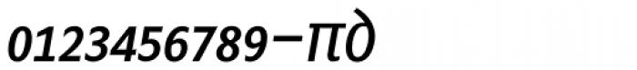 Minimala Book Italic Caps Expert Font LOWERCASE