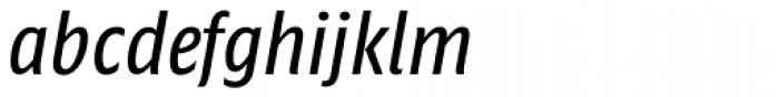 Minimala Book Italic TF Font LOWERCASE