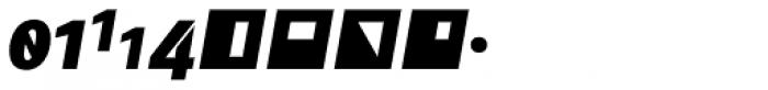 Minimala Exbo Italic Caps Expert Font OTHER CHARS