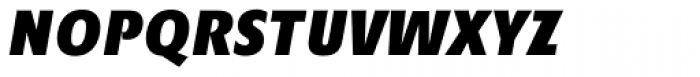 Minimala Exbo Italic Caps TF Font LOWERCASE