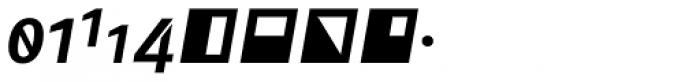 Minimala Medium Italic Caps Expert Font OTHER CHARS