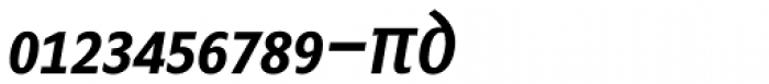 Minimala Medium Italic Caps Expert Font LOWERCASE